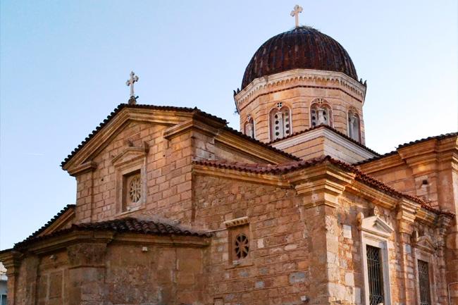 Ιερός Ναός Μεγάλης Παναγιάς