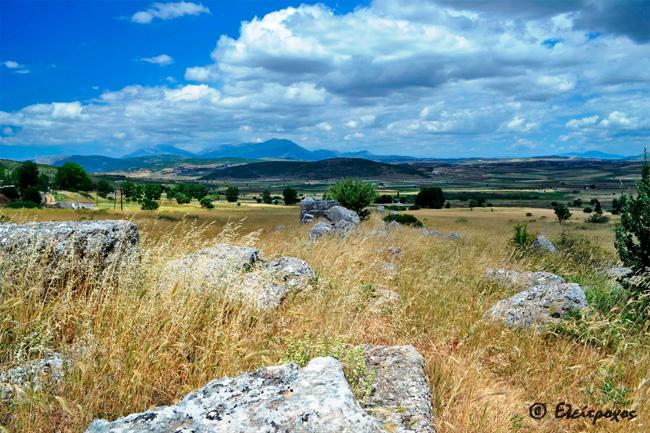 Πλαταιές Αρχαιολογικός Χώρος