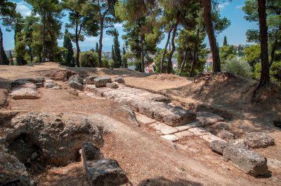 Μνημεία και θαυμαστοί αρχαιολογικοί χώροι στην Θήβα