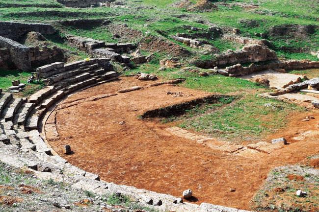 Αρχαίο Θέατρο Καβιρείου