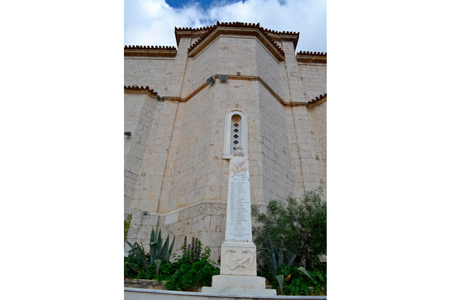 Ιερός Ναός Αγίου Παντελεήμονος στο Καπαρέλλι