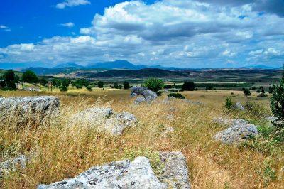 Αρχαιολογικός Χώρος Πλαταιών