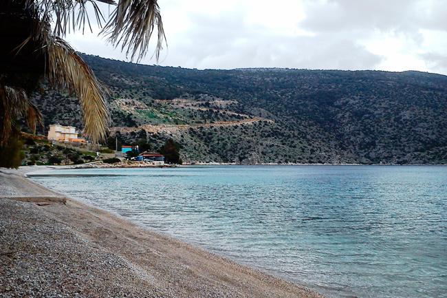 Παραλία Σαράντι - Visit Thiva - Θήβα - Κοντά στη θάλασσα