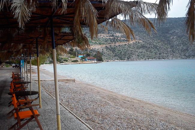 Παραλία Σαράντι